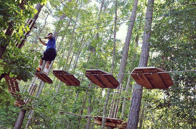 Rekreasi James City Country Virginia, USA dengan Dukungan Fasilitas Terbaik