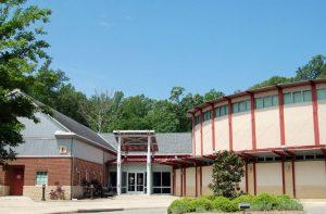 Taman kota James City Country Virginia